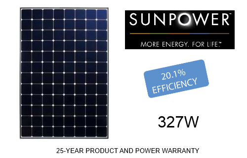 Sunpower Solar Panels Best Rated Panel On The Planet